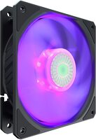 Корпусный вентилятор Cooler Master SickleFlow 120 RGB Sync,120мм,650-1800об/хв,Single pack w/o HUB (MFX-B2DN-18NPC-R1)