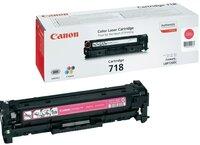 Картридж лазерный Canon 718 LBP-7200/MF-8330/8350 magenta (2660B002)