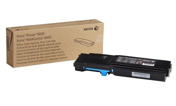 Купить Картриджи к лазерной технике, Картридж лазерный Xerox PH6600/WC6605 Cyan, Max (106R02233)