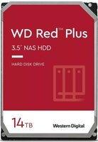 """Жесткий диск внутренний WD 3.5"""" SATA 3.0 14TB 7200 512MB Red Plus NAS"""