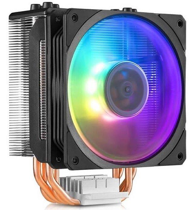 Процесорний кулер Cooler Master Hyper 212 Spectrum RGB LED, LGA2066/1200/115x/FM2 ()/AM4/AM3 () PWM (RR-212фото