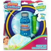 Набор мыльных пузырей Gazillion Гигант кольцо d20см, р-р 237мл GZ35375