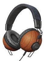 Наушники Trust Noma Over-Ear Mic Denim Wood