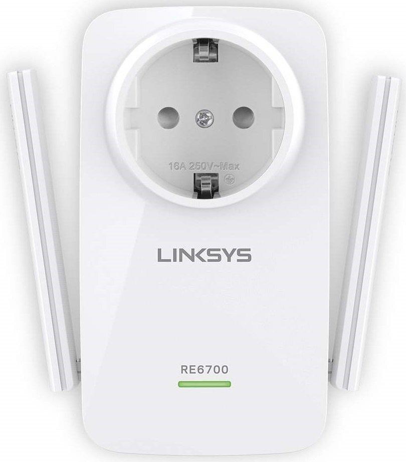 Точка доступа-репитер LINKSYS RE6700 (RE6700-EG) фото