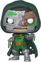 Коллекционная фигурка Funko POP! Bobble Marvel Marvel Zombies Dr. Doom (FUN2549958)