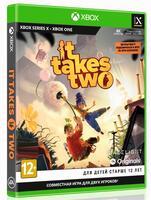 Игра IT TAKES TWO (Xbox One, Русские субтитры)