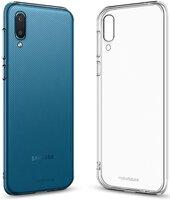 Чехол MakeFuture Galaxy A02 Air Clear TPU (MCA-SA02)