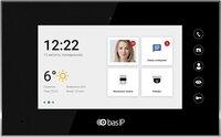 IP видеодомофон BasIP AQ-07L Black