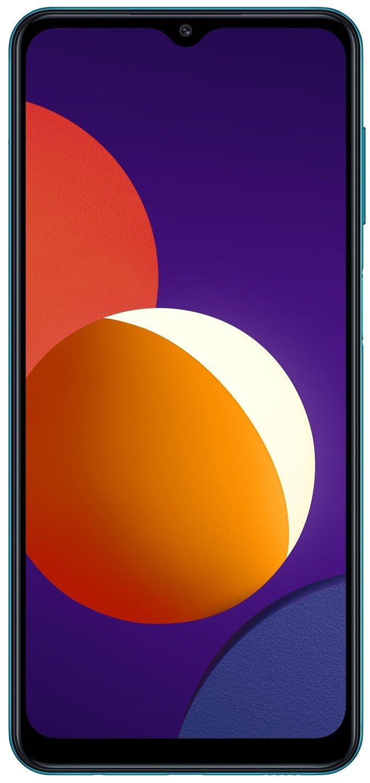 Смартфон Samsung Galaxy M12 4/64Gb Greenфото