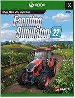 Игра Farming Simulator 22 (Xbox, Русский язык)