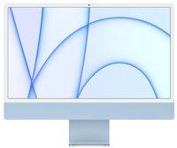 "Моноблок Apple iMac 24"" Retina 4.5K 256GB 8GPU Blue (MGPK3) 2021"