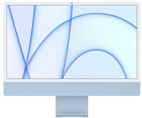 "Моноблок Apple iMac 24""Retina 4.5K 256GB 7GPU Blue (MJV93) 2021"
