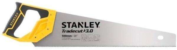 stanley Ножовка STANLEY по дереву 500мм 11TPI STHT20351-1