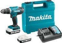 Шуруповерт аккумуляторный Makita DF488DWE