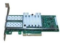 Сетевая карта Dell Intel X520 DP 10Gb DA/SFP+ Server Adapter, Full Height, CusKit (540-BBDR)