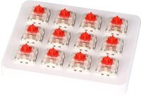 Набор механических переключателей KEYCHRON Gateron Switch with Holder Set 12Pcs/Set Red (Z1_KEYCHRON)