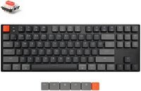 Клавиатура KEYCHRON K1 87 keys, Gateron RED, RGB, Black (M1_KEYCHRON)