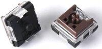 Набор механических переключателей KEYCHRON Low Profile Optical MX Switch Set 90Pcs/Set Brown (Z22_KEYCHRON)