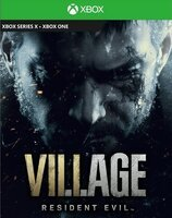 Игра Resident Evil Village (Xbox, Русские субтитры)