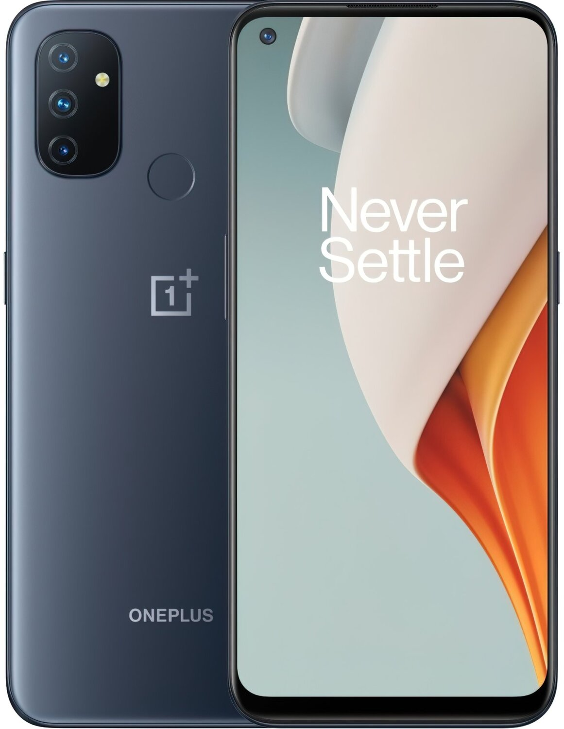 Смартфон OnePlus Nord N100 BE2013 4/64Gb Midnight Frostфото