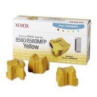 Брикеты твердочернильные Xerox PH8560 Yellow (108R00766)