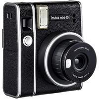 Фотокамера моментальной печати Fujifilm INSTAX Mini 40 Black (16696863)