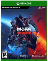 Игра Mass Effect Legendary Edition (Xbox, Русские субтитры)