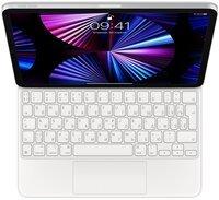 "Клавиатура Apple A2261 Magic Keyboard для iPad Pro 11"" (3rd generation)/iPad Air (4th generation) White (MJQJ3RS/A)"