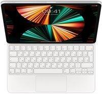 "Клавиатура Apple A2480 Magic Keyboard для iPad Pro 12.9"" (5th generation) Russian White (MJQL3RS/A)"