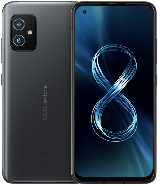 Смартфон Asus ZenFone 8 8/128Gb Black фото 1