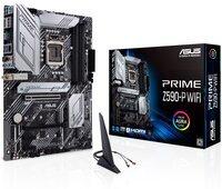 Материнська плата ASUS PRIME_Z590-P_WIFI s1200 Z590 4xDDR4 M.2 DP-HDMI Wi-Fi !!! BT ATX