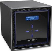 Мережеве сховище NETGEAR ReadyNAS RN424 diskless