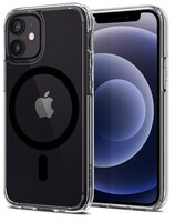 Чехол Spigen для iPhone 12/12 Pro Ultra Hybrid Mag Safe Black (ACS02626)