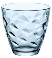 Набор стаканов Bormioli Rocco FLORA BLUE, 6*260 мл (384400V42021990)