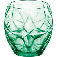 Набор стаканов Bormioli Rocco ORIENTE GREEN, 3*402 мл (320260CAG021990)