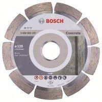 Алмазный диск Bosch Standard for Concrete 125-22.23, по бетону