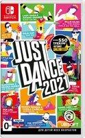 Игра JUST DANCE 2021 (Nintendo Switch, Русская версия)