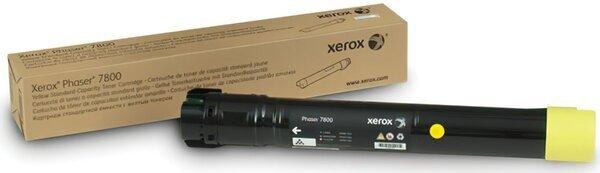 Купить Картриджи к лазерной технике, Тонер-картриджлазерныйXeroxPH7800Yellow, Max(106R01572)