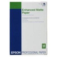 Бумага Epson Enhanced Matte PaperA3+ 192г/м (C13S041719)