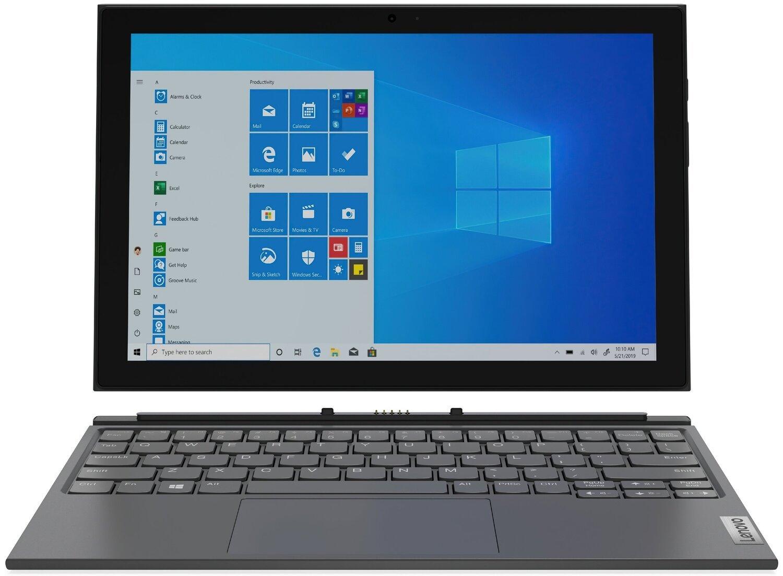 "Планшет Lenovo IdeaPad Duet 3 10.3"" LTE 8/128Gb Win10P Grey фото"