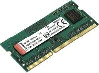 Пам'ять для ноутбука Kingston DDR3 1600 8GB SO-DIMM 1.35/1.5V (KVR16LS11/8WP)