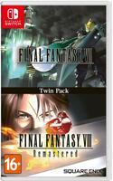 Игра Final Fantasy VII & Final Fantasy VIII Remastered (Nintendo Switch, Английский язык)