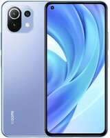 Смартфон Xiaomi Mi 11 Lite (M2101K9AG) 6/64Gb DS Bubblegum Blue