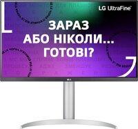 "<p>Монітор 27"" LG 4K UltraFine 27UP850-W</p>"