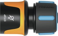 Коннектор для шланга 13-15 мм с автостопом LB30 Watering Fiskars