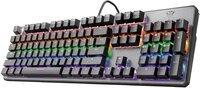 Игровая клавиатура Trust GXT 865 Asta Mechanical USB Black (22630_TRUST)