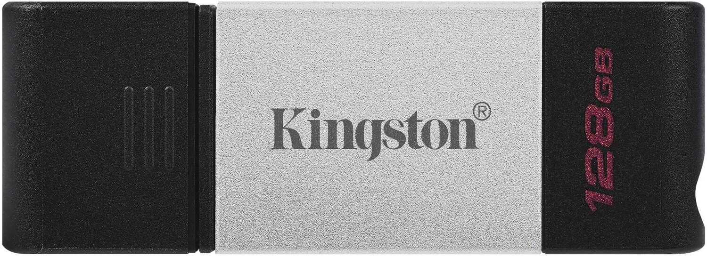 Накопичувач Kingston DT80 USB-C 3.2 128GB (DT80/128GB)фото1
