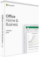 ПО Microsoft Office Home and Business 2019 English Medialess P6