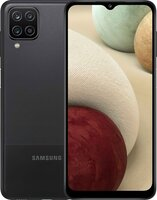 Смартфон Samsung Galaxy A12 3/32Gb (A125/32) Black