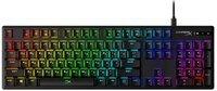 Игровая клавиатура HyperX Alloy Origins Aqua USB RGB US Black (HX-KB6AQX-US)